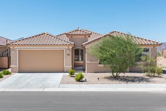 5273 W Avenida Tierra Alta, Tucson, AZ 85742 (#22019958) :: Long Realty Company
