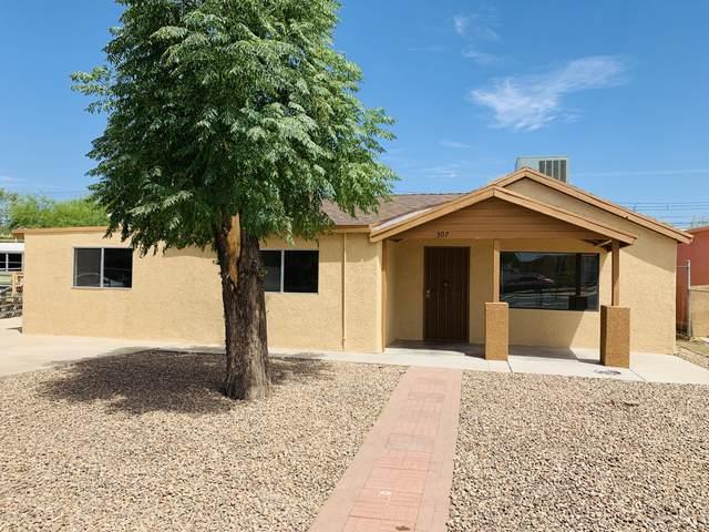 307 E Michigan Drive, Tucson, AZ 85714 (#22019959) :: Keller Williams