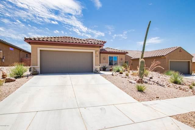 13980 E Barouche Drive, Vail, AZ 85641 (#22019964) :: Long Realty Company