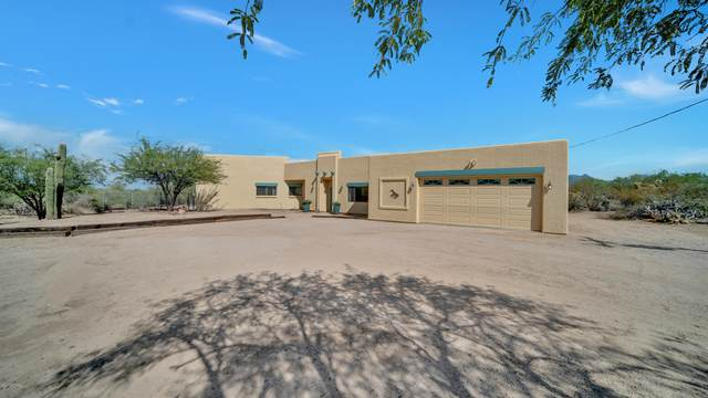 17101 S La Canada Drive, Sahuarita, AZ 85629 (#22019974) :: Gateway Partners