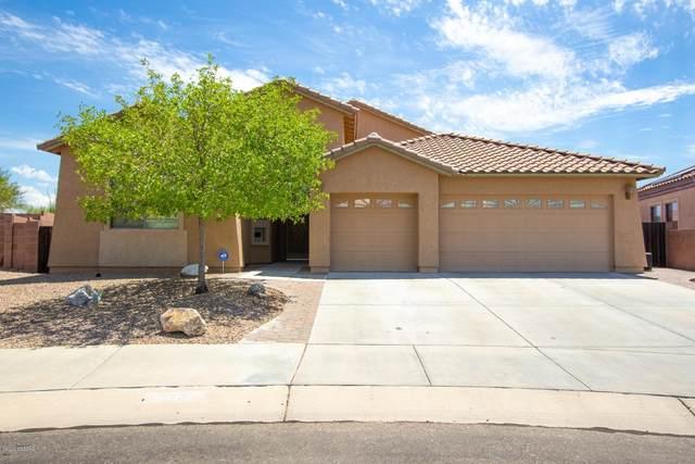 7864 E Jack Oak Road, Tucson, AZ 85756 (#22019980) :: Long Realty Company