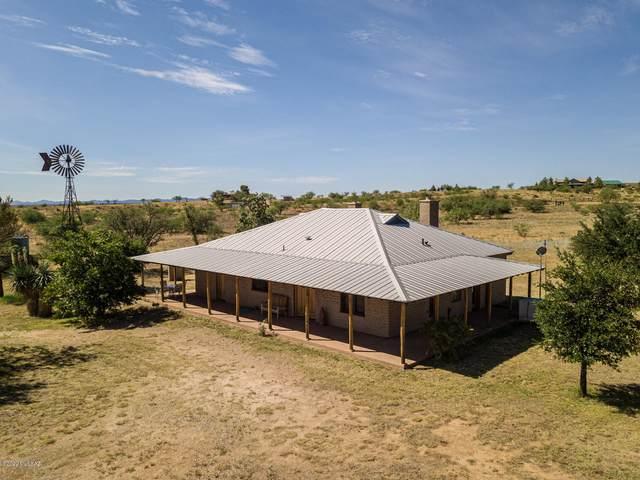 13455 E Beatty Ranch Road, Sonoita, AZ 85637 (#22019981) :: Long Realty Company