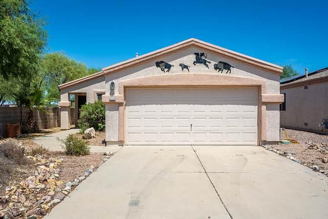 9446 E Bench Mark Loop, Tucson, AZ 85747 (#22019988) :: Long Realty Company