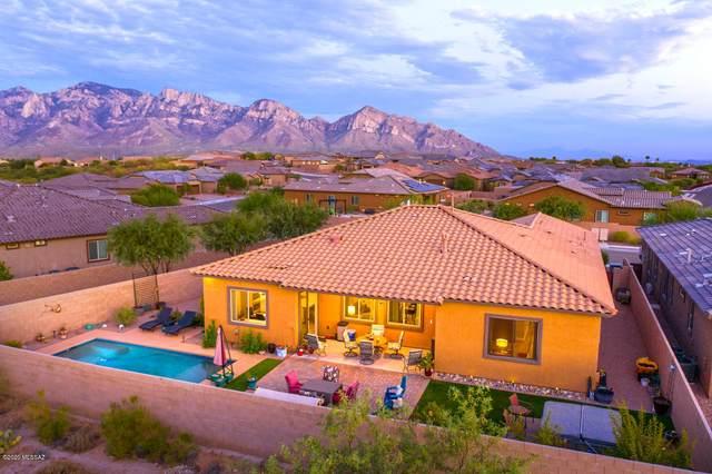 13026 N Eagles Summit Drive, Oro Valley, AZ 85755 (#22019992) :: Gateway Partners