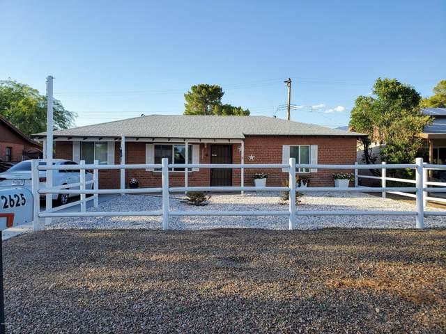 2625 E Sylvia Street, Tucson, AZ 85716 (#22020014) :: Keller Williams