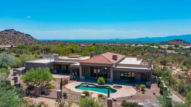 4918 W Dove Nest Place, Marana, AZ 85658 (#22020043) :: Gateway Partners