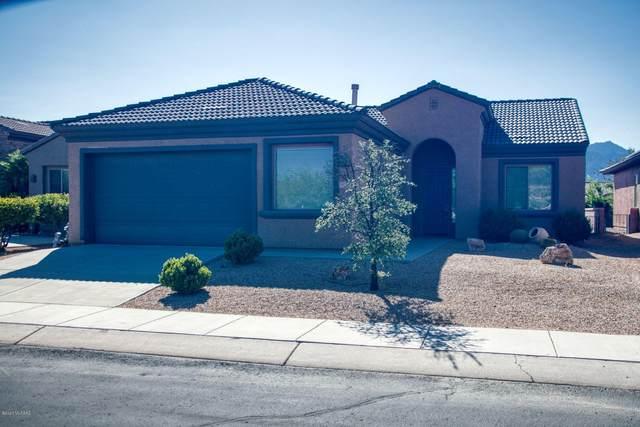 5937 S Scarlet Sky Place, Green Valley, AZ 85622 (#22020048) :: Gateway Partners