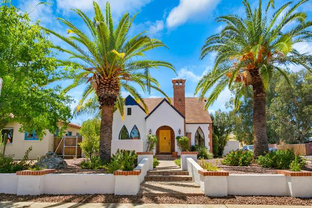 2400 E Adams Street, Tucson, AZ 85719 (#22020054) :: Gateway Partners
