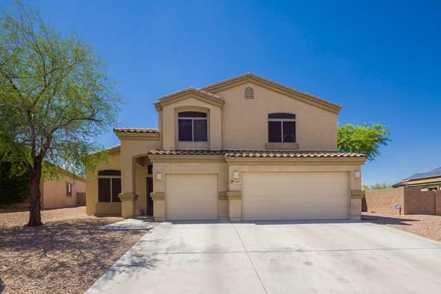 7167 W Oracle Ridge Trail, Tucson, AZ 85743 (#22020055) :: Gateway Partners