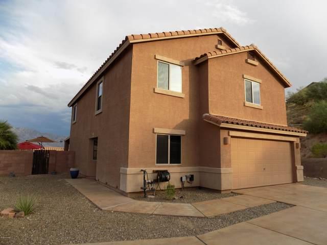 60975 E Forelock Place, Tucson, AZ 85739 (#22020076) :: Tucson Property Executives