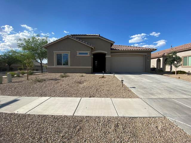 6480 W Smoky Falls Way, Tucson, AZ 85757 (#22020081) :: Long Realty Company