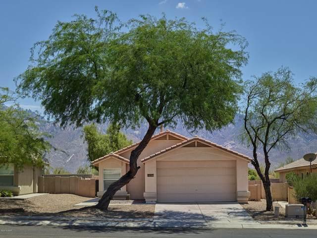 13200 N Classic Overlook Court, Oro Valley, AZ 85755 (#22020104) :: The Josh Berkley Team