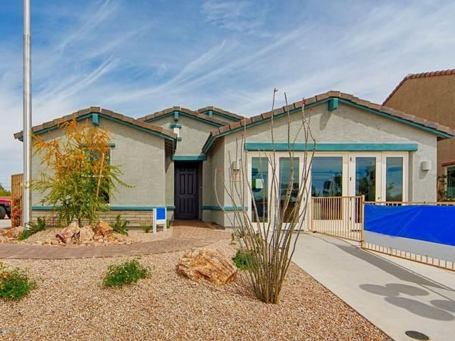 2870 W Shannon Ridge Road, Tucson, AZ 85742 (#22020117) :: Keller Williams