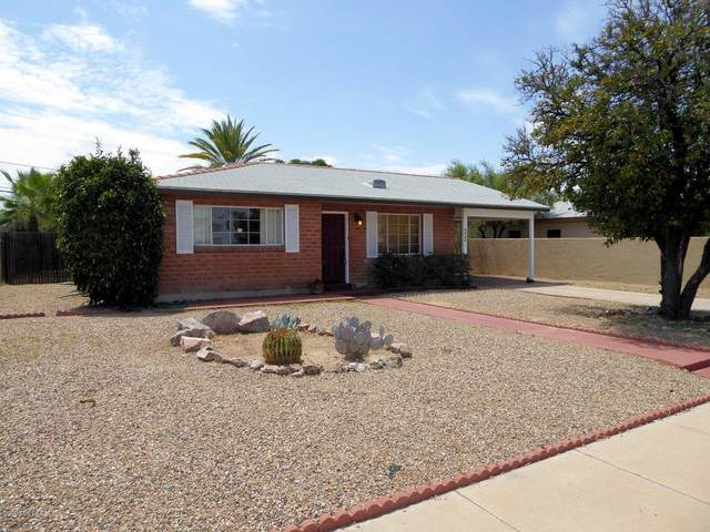 2228 E 21St Street, Tucson, AZ 85719 (#22020138) :: The Local Real Estate Group | Realty Executives