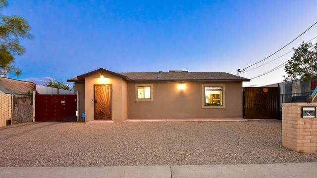 3782 E Farr Place, Tucson, AZ 85716 (MLS #22020308) :: The Property Partners at eXp Realty