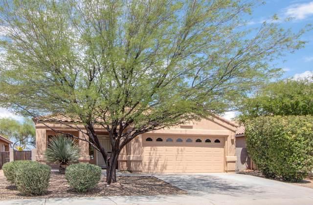 6657 E Ladonna Lane, Tucson, AZ 85756 (#22020334) :: Keller Williams