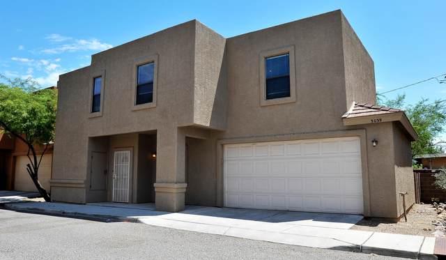 3039 N Estrella Avenue, Tucson, AZ 85705 (#22020389) :: Keller Williams