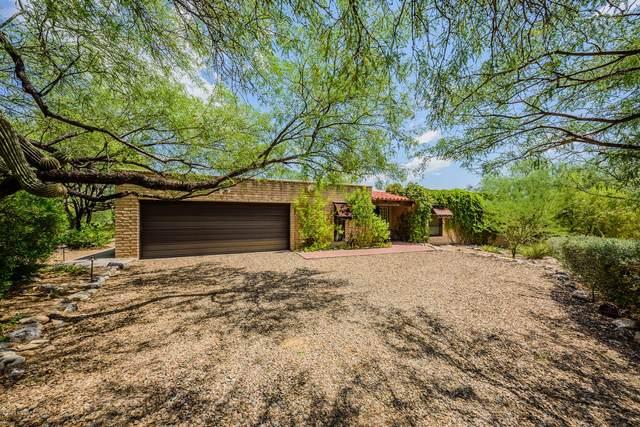6660 N Columbus Boulevard, Tucson, AZ 85718 (#22020419) :: Keller Williams