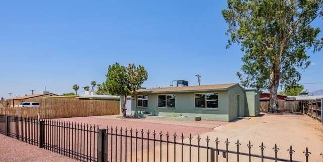 3761 E March Place, Tucson, AZ 85713 (#22020468) :: Keller Williams