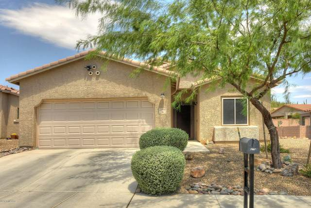 2960 W Mountain Dew Street, Tucson, AZ 85746 (MLS #22020476) :: The Property Partners at eXp Realty