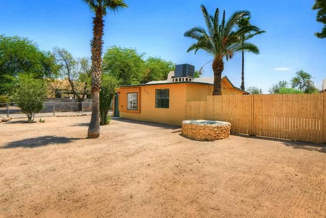 455 W Thurber Road, Tucson, AZ 85705 (#22020544) :: Keller Williams