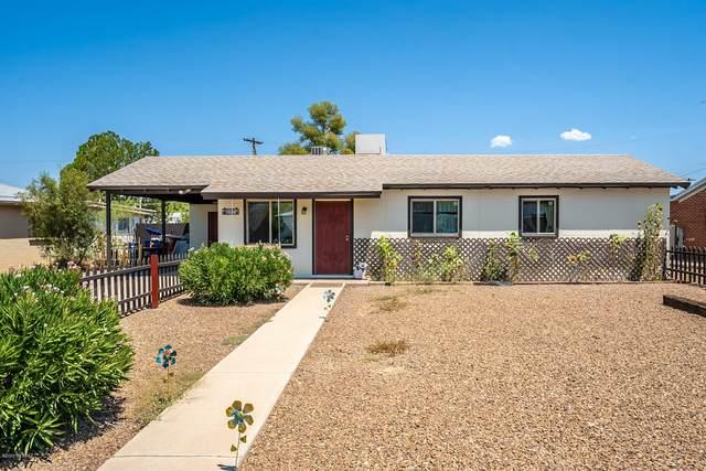 2639 E Warwick Vista, Tucson, AZ 85713 (#22020593) :: Keller Williams