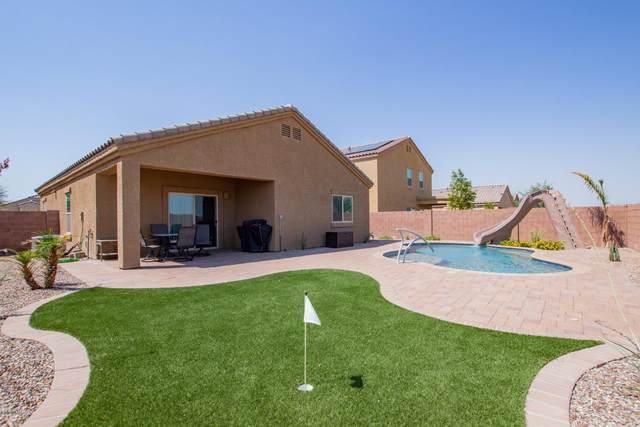 12244 W Fianchetto Drive, Marana, AZ 85653 (#22020629) :: Keller Williams