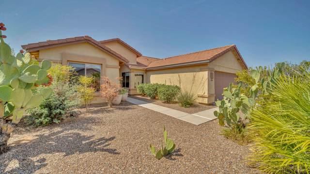 2244 E Bluejay Bluff Lane, Green Valley, AZ 85614 (#22020726) :: Gateway Partners