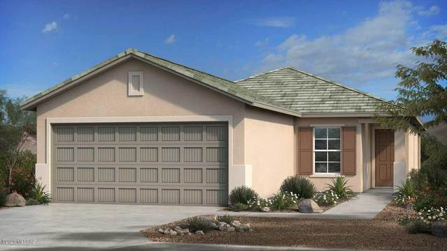 8755 E Stone Meadow Circle E Lot 61, Tucson, AZ 85730 (#22020727) :: Tucson Property Executives