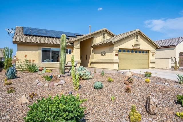 2155 E Bluejay Vista Lane, Green Valley, AZ 85614 (#22020773) :: Gateway Partners