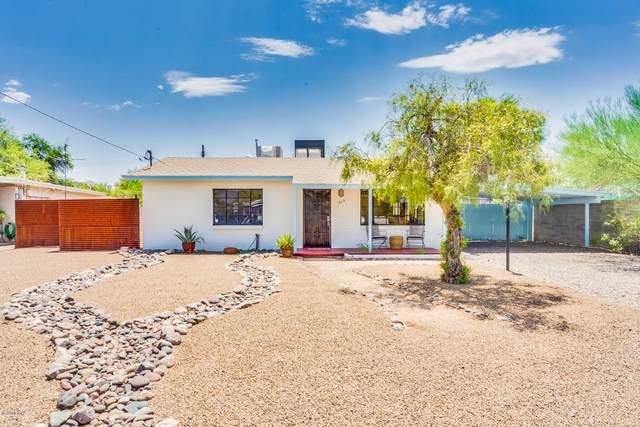 910 E Ellis Street, Tucson, AZ 85719 (#22020785) :: Kino Abrams brokered by Tierra Antigua Realty