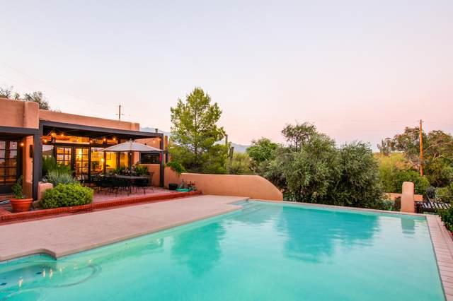 2747 E Camino A Los Vientos, Tucson, AZ 85718 (#22020821) :: AZ Power Team | RE/MAX Results
