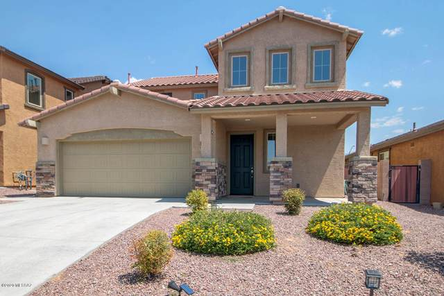 13590 N Vistoso Reserve Place, Oro Valley, AZ 85755 (#22020830) :: Keller Williams