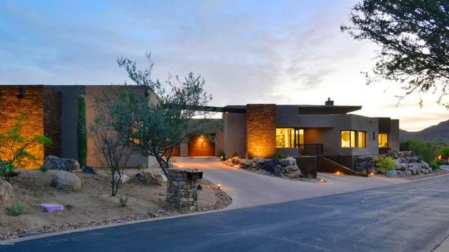 14598 N Rocky Highlands Drive, Oro Valley, AZ 85755 (#22020883) :: Luxury Group - Realty Executives Arizona Properties