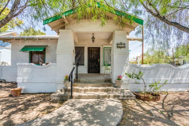 543 S 6Th Avenue, Tucson, AZ 85701 (#22020891) :: Long Realty - The Vallee Gold Team