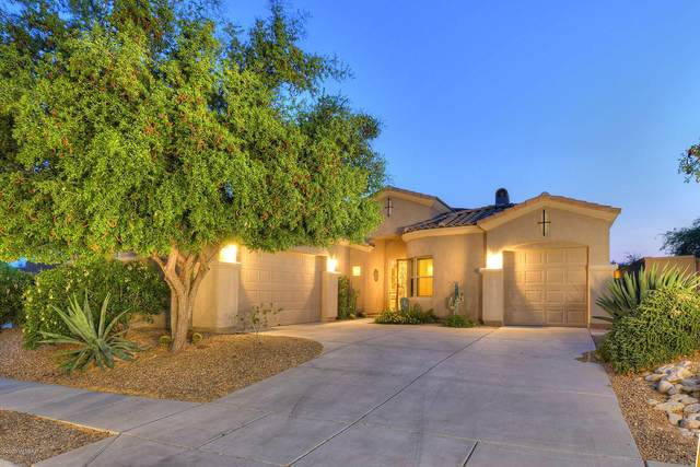 6295 N Via Jaspeada, Tucson, AZ 85718 (#22020896) :: Tucson Property Executives