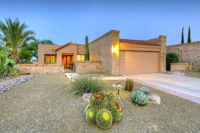1060 N Avenida Canby, Green Valley, AZ 85614 (#22020929) :: Keller Williams