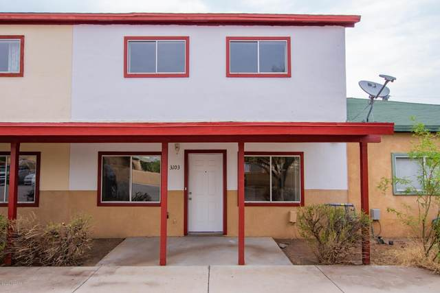 5837 E 26th Street #3103, Tucson, AZ 85711 (MLS #22021052) :: The Property Partners at eXp Realty