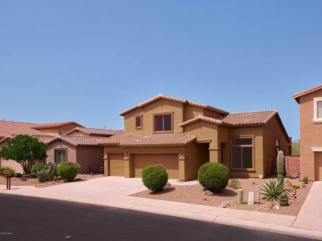 8419 N Amber Burst Drive, Marana, AZ 85743 (#22021085) :: Kino Abrams brokered by Tierra Antigua Realty