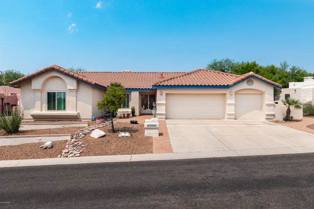 10637 N Thunder Hill Place, Oro Valley, AZ 85737 (#22021106) :: Keller Williams
