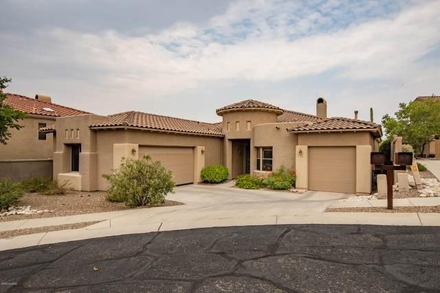 5999 N Placita Pajaro, Tucson, AZ 85718 (#22021135) :: Long Realty - The Vallee Gold Team