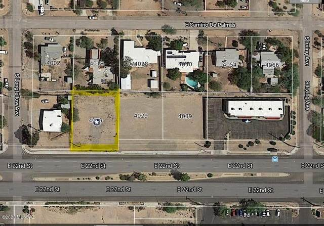 4019 E 22nd Street #2, Tucson, AZ 85711 (MLS #22021148) :: The Property Partners at eXp Realty