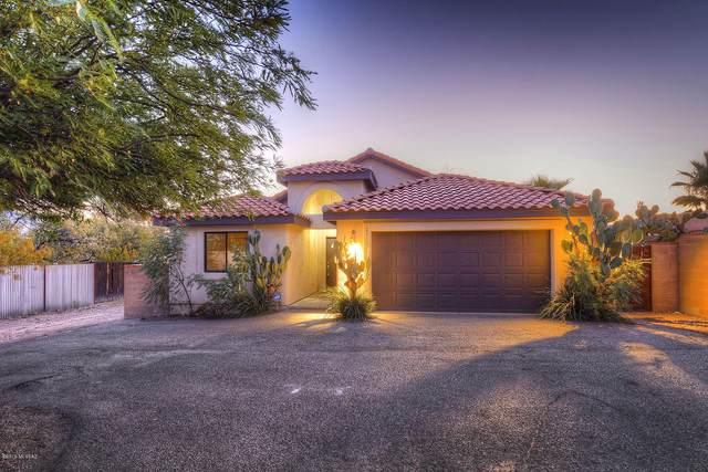2210 N Park Avenue, Tucson, AZ 85719 (#22021158) :: Keller Williams