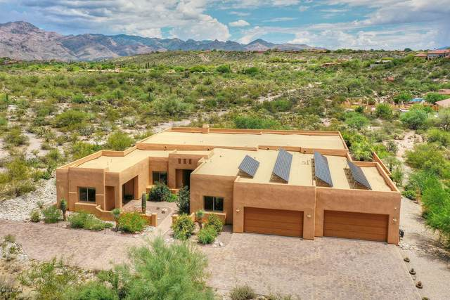 4390 N Wilmot Road, Tucson, AZ 85750 (#22021176) :: Kino Abrams brokered by Tierra Antigua Realty