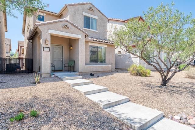 10675 E Pleasant Pasture Drive, Tucson, AZ 85747 (#22021225) :: Keller Williams