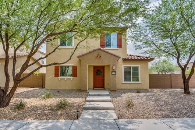 10961 E Gray Mare Trail, Tucson, AZ 85747 (#22021270) :: Keller Williams