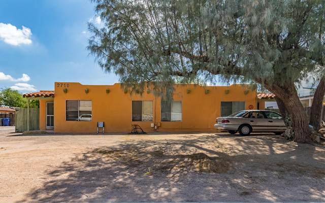 2710 N Edith Boulevard, Tucson, AZ 85716 (#22021277) :: Tucson Property Executives