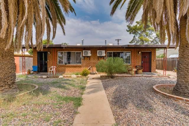 4449-4451 E Pima Street, Tucson, AZ 85712 (#22021287) :: The Josh Berkley Team