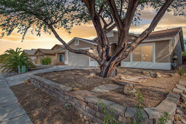 9371 N Hampshire Drive, Tucson, AZ 85742 (#22021373) :: The Local Real Estate Group | Realty Executives