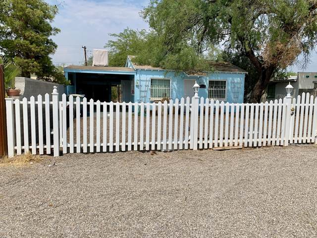 4205 E Camino De Palmas, Tucson, AZ 85711 (#22021459) :: Gateway Partners